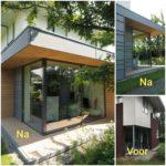 Mooie aanbouw in Zwolle gemaakt.