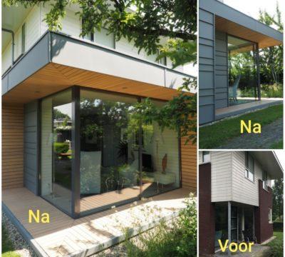Mooie aanbouw in Zwolle gemaakt