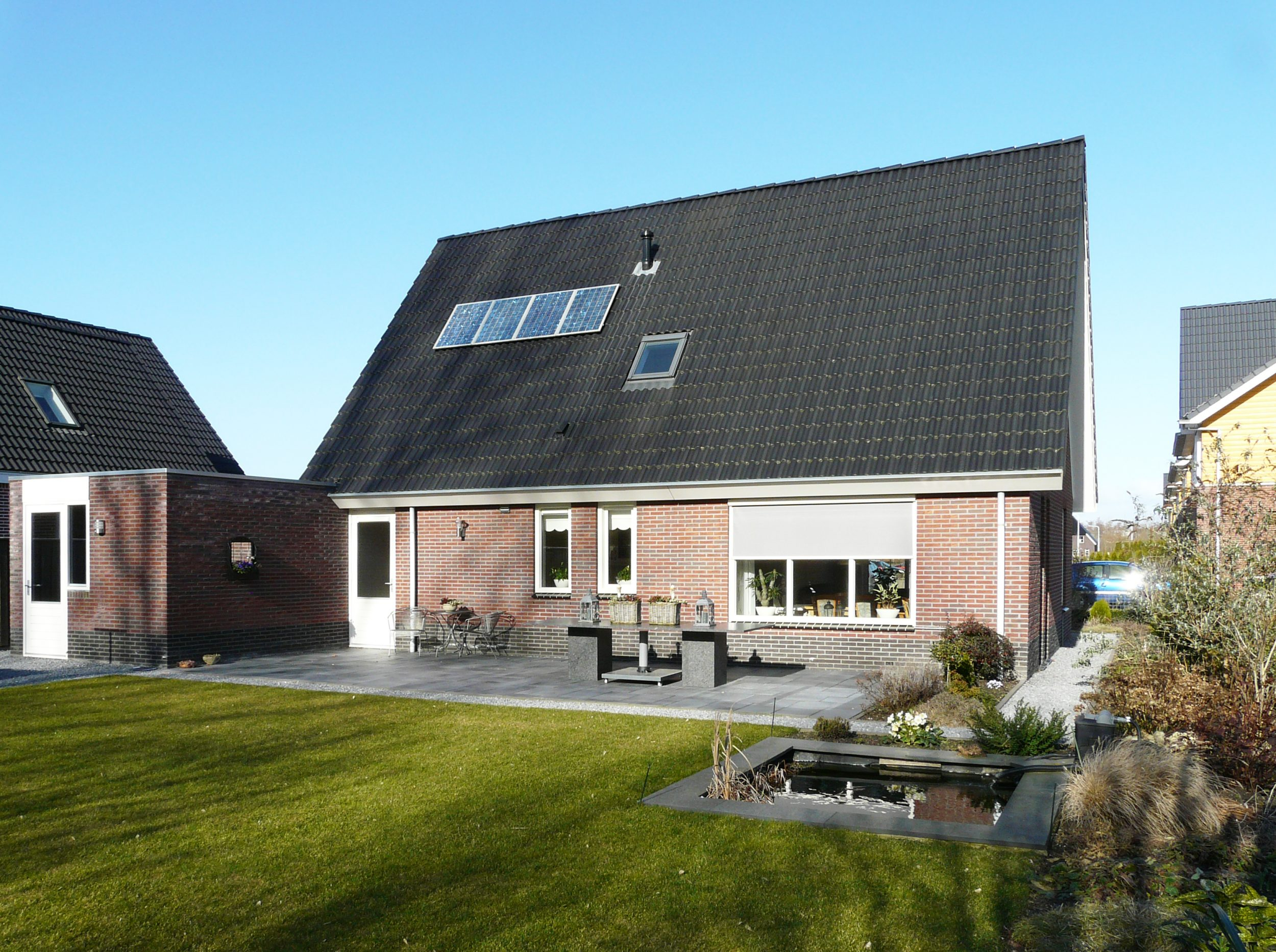Affordable laagbouw with moderne laagbouw woningen for Moderne laagbouw woningen