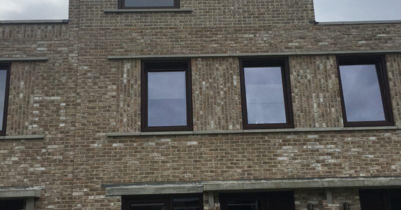 Gemetselde dakopbouw Zwolle