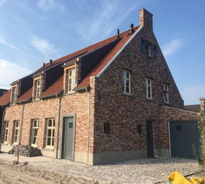 Nieuwe authentieke woning Almere